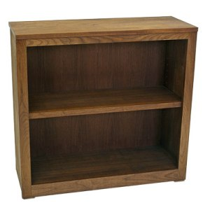 800 Series Walnut Bookcase