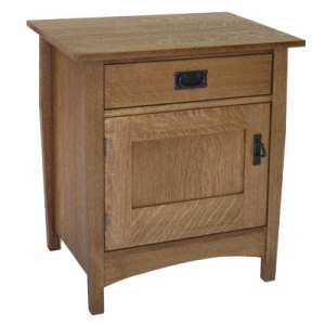 Large Right Nightstand