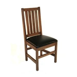 Narrow Slat Side Chair