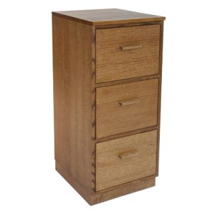 Three Drawer File
